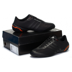 "Кроссовки Adidas Porsche P""5000 Bounce 2014 black/orange"