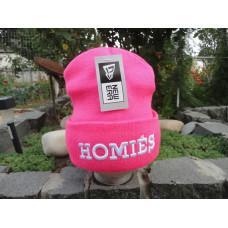 Шапка Homies rose
