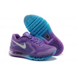 Nike Air Max 2014 фиолет