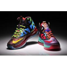 Nike Lebron X What the MVP