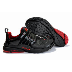 Nike Presto черный/красный