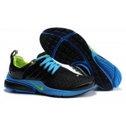 Nike Presto черный/голубой