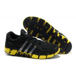Кроссовки Adidas Climacool cc ride 2012 черный/желтый