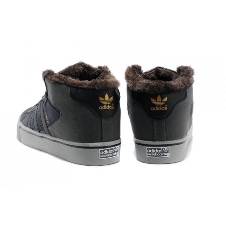 Кроссовки Adidas Neo Skateboarding, черный