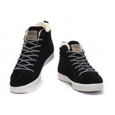 Adidas Ransom черные зима