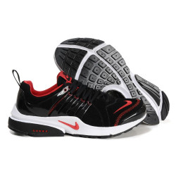 Nike Presto весна/осень black-red