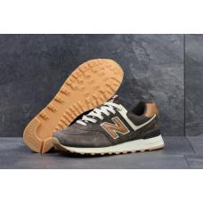 Кроссовки New Balance 574 коричневые