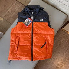 Мужской жилет The North Face orange