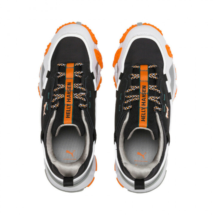 Puma Complete Trailfox black orange