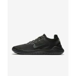 Nike FREE RN 2018 Triple Black черный