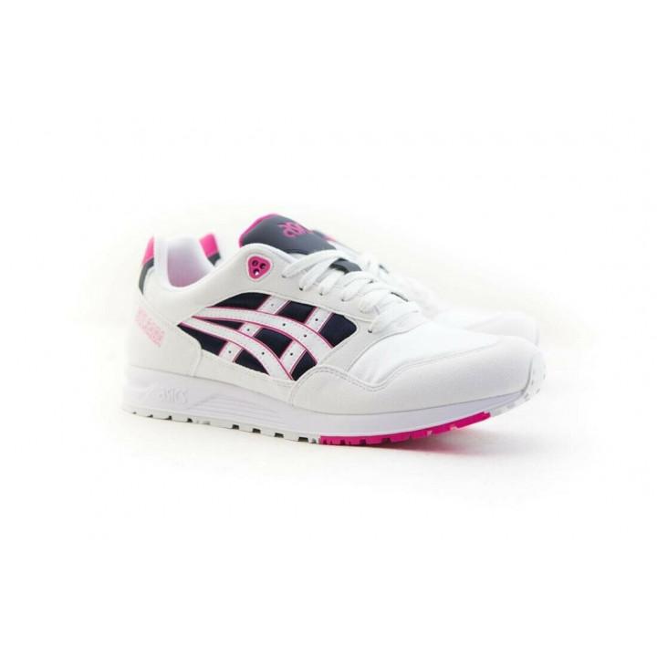 Кроссовки Asics Gel Saga white pink glow