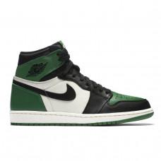 Air Jordan 1 retro black/green