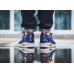 Nike Air Max 90 VT голубые с белым, осенние