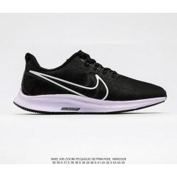 Nike air Pegasus 36 Prm Rise Black White