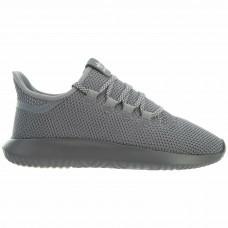 Adidas Tubular Shadow Grey Melange Knit серые