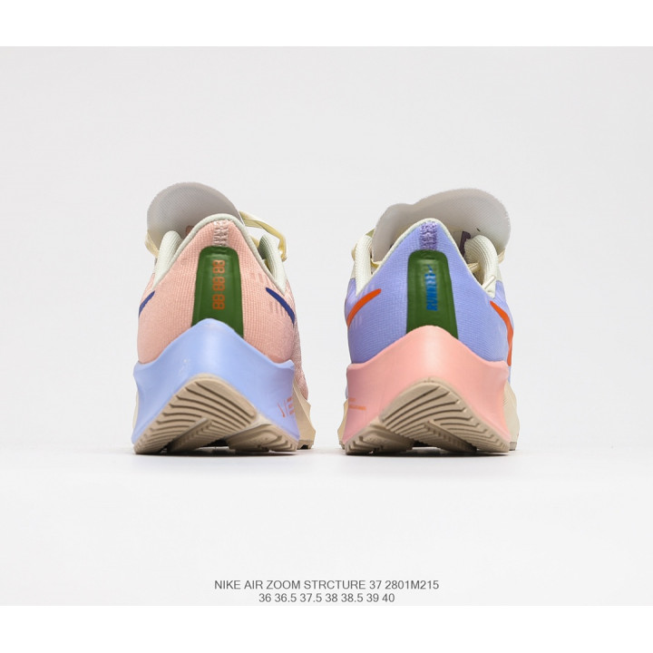 Кроссовки Nike Air Zoom Structure 37, з рожевим