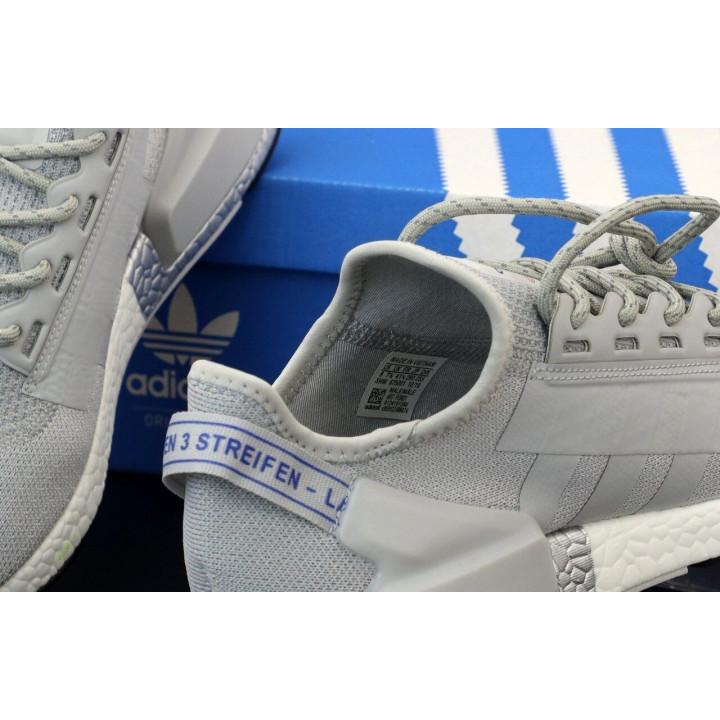 Кроссовки Adidas NMD R1 V2 серые в наличии