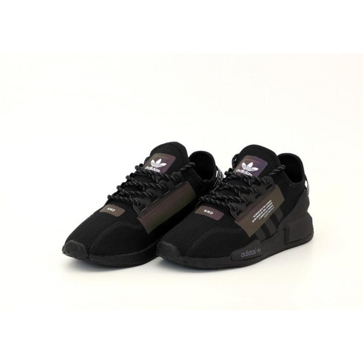 Кроссовки Adidas NMD R1 V2 в наличии черные