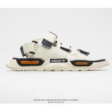Сандалии Adidas 2019 lite бежевые