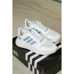Adidas ZX 500 RM White blue