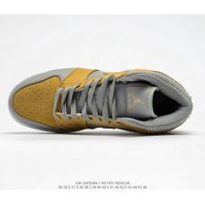 Air Jordan 1 retro Grey/Gor new color 2020