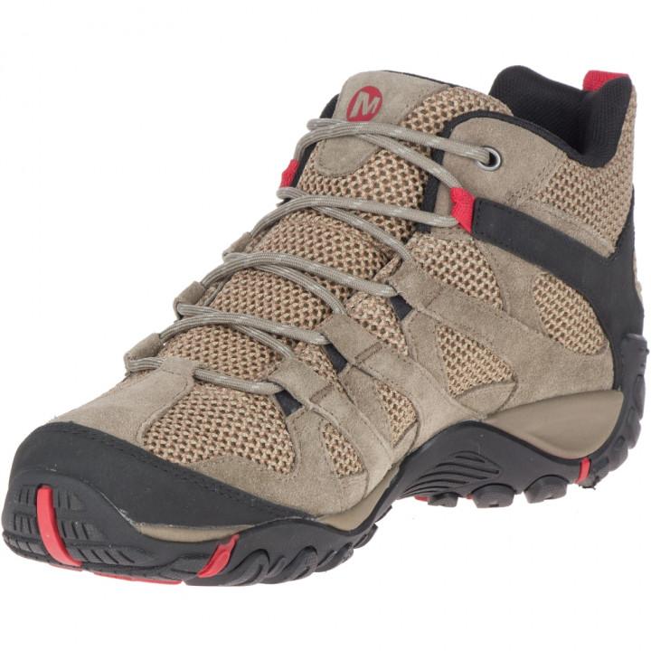 Ботинки Merrell Alverstone песочные Hight