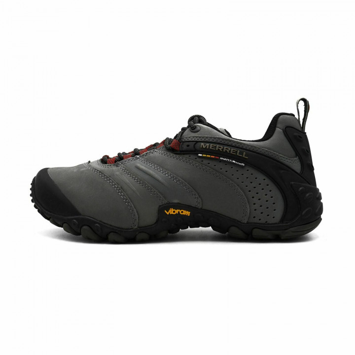 Полуботинки Merrell Cham II Stretch черные