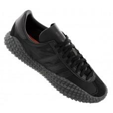 Кроссовки Adidas Country X Kamanda Never Made Triple Black EE3642