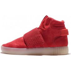 Adidas Tubular Invader Strap Red