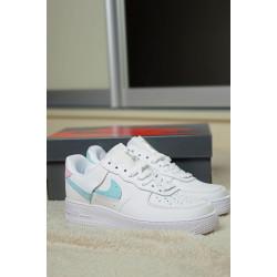 Nike Air Force 1 White Purple 2020