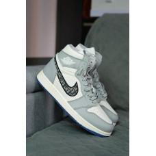 Air Jordan 1 Dior Grey