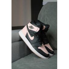 Air Jordan 1 Retro High  Black Pink