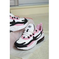 Air Max 270 Nike React black pink