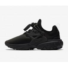 Nike React Presto Black Cat Triple Black