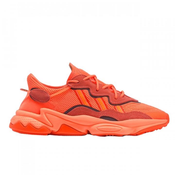 Кроссовки Adidas Ozweego, помаранчеві