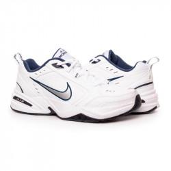 Nike Air Monarch IV Silver White