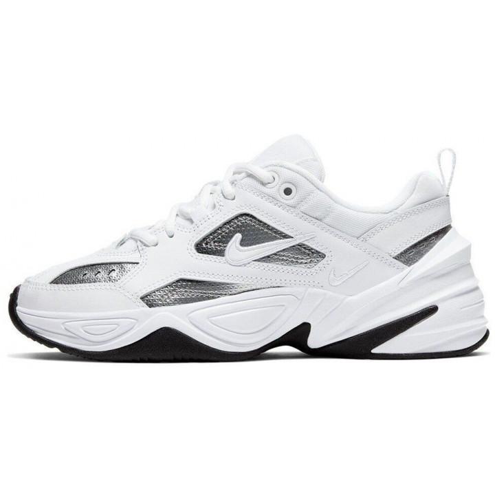 Кросівки Nike M2K Tekno білі з сріблом