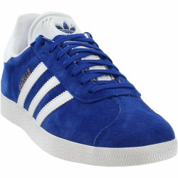 Adidas Gazelle Lace Up Casual - Blue