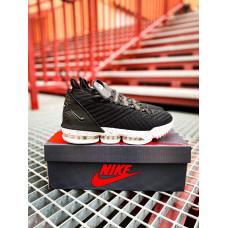 Nike Lebron 16 Black/White