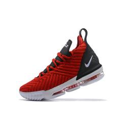Nike Lebron 16 White/Red/Black