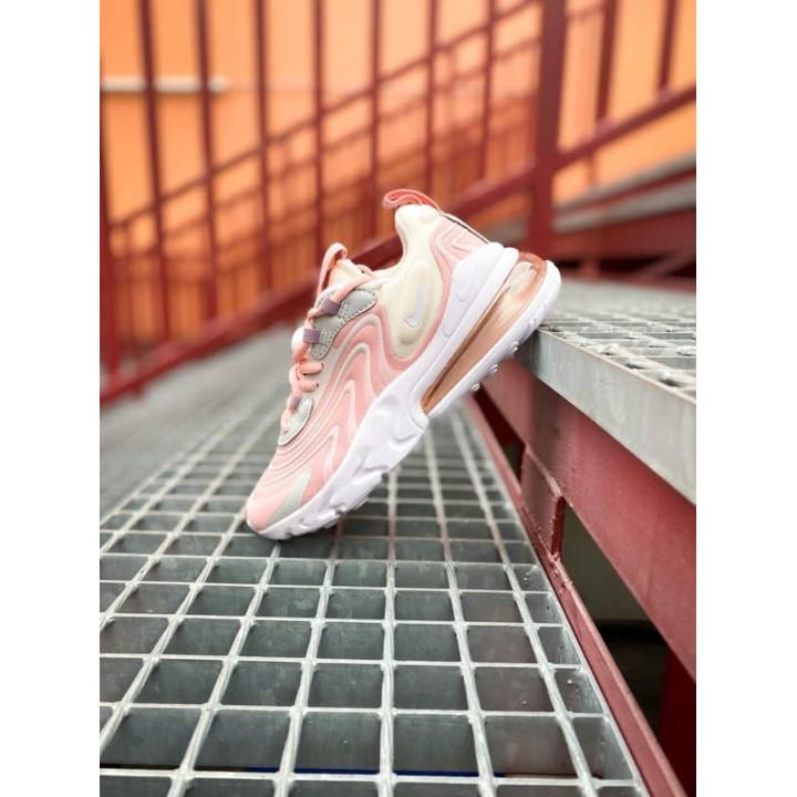 Nike Air Max 270 React Eng рожеві в наявності