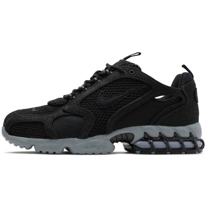 Nike Air Zoom Spiridon Cage 2 Stussy Black в наявності