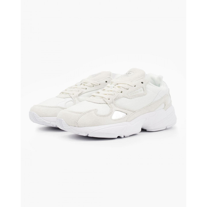 Кроссовки Adidas Falcon White, білі