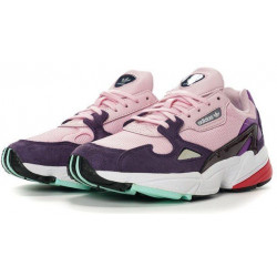 "Adidas Falcon W ""PINK/PURPLE/WHITE"""