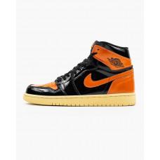 Air Jordan 1 retro Black/Orange