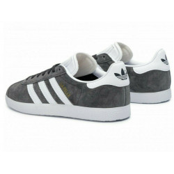 ADIDAS ORIGINALS GAZELLE - GREY/WHITE (BB5480)