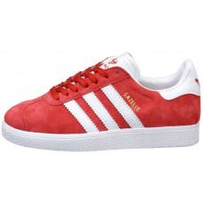 Adidas Gazelle Red White В наличии