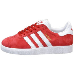 Adidas Gazelle Red White В наличии