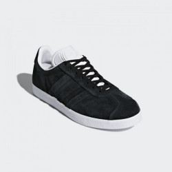 ADIDAS GAZELLE STITCH AND TURN CQ2358 BLACK