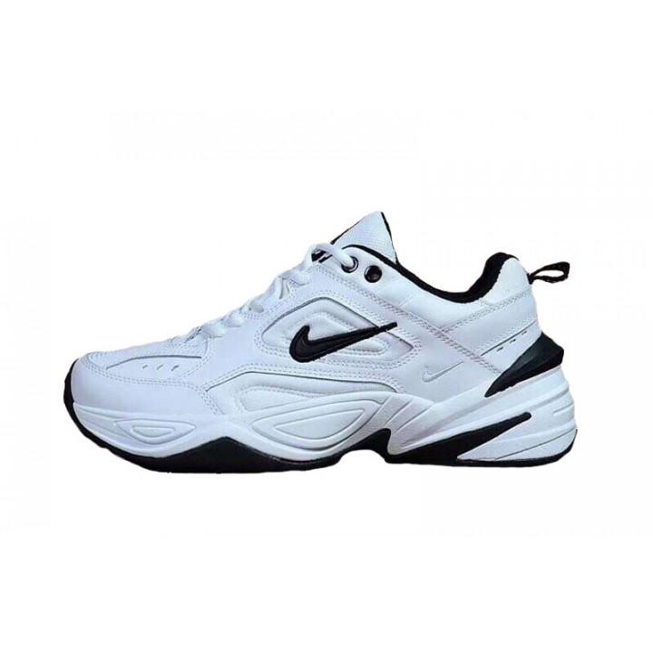 Кросівки Nike M2K Tekno чорні з білим в наявності